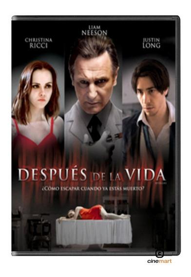 Después De La Vida Liam Neeson Pelicula Dvd