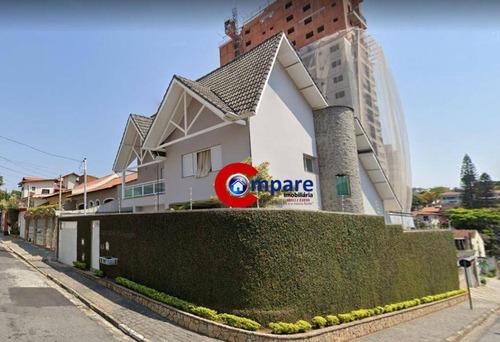 Imagem 1 de 30 de Sobrado À Venda, 429 M² Por R$ 2.345.000,00 - Vila Galvão - Guarulhos/sp - So2134