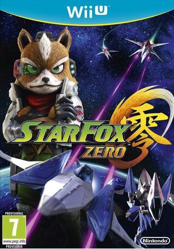 Starfox Zero Wii U - Juego Fisico - Prophone
