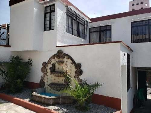 Casa En Calle Cerrada, 3 Recamaras, Parte Baja San Jeronimo