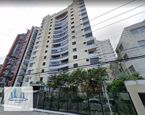 Imagem 1 de 30 de Apartamento Com 3 Dormitórios À Venda, 105 M² Por R$ 1.200.000 - Moema - São Paulo/sp - Ap3627