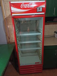 Heladera Comercial Yeti Coca Cola
