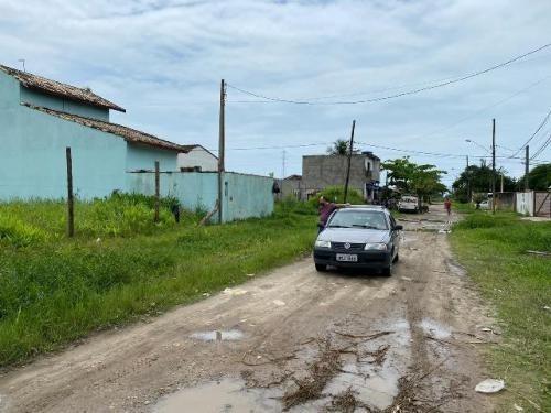 Imagem 1 de 3 de Terreno No Bairro Balneário Gaivota, Em Itanhaém 7400-jc