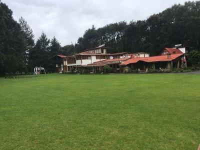 (crm-3608-227) Magnifico Rancho En Venta, San Antonio De Albarranes, Temascaltepec.