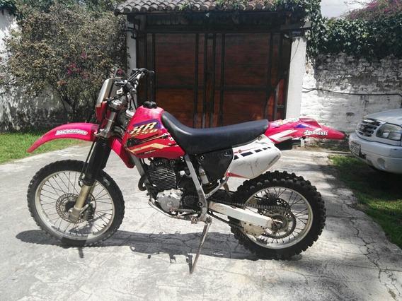 Vendo Moto De Enduro Honda 250xr Y Remolque Para Tres Motos