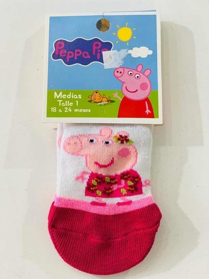 Medias Peppa Pig Bebas