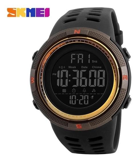 Relógio Skmei Lindo Relógio Esportivo A Prova De Água