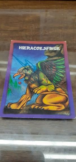 Tarjeta Monstruo Del Bolsillo Sonrics Hieracoesfinge