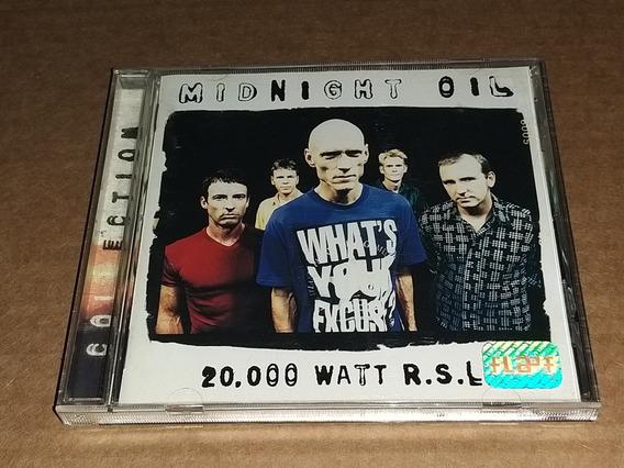 Midnight Oil - 20000 Watt Rsl (cd Imp Holland)