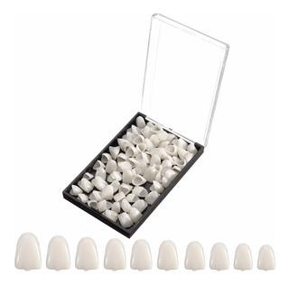 70 Unids/caja Nuevo Pro Dental Temporal Dientes Provisionale