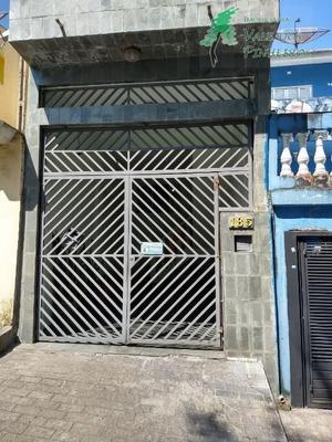 Sobrado Residencial À Venda, Parque Pinheiros, Taboão Da Serra. - So0118