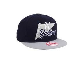 new style 3fe27 544b1 Gorra Original New Era Mlb Snapback Yankees Nueva York 2