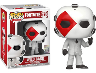 Funko Pop! Fortnite - Wild Card (diamond)