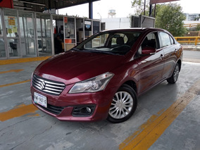 Suzuki Ciaz 1.4 Glx At 2016
