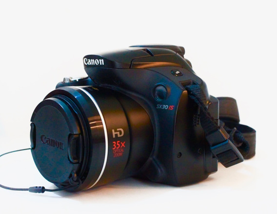Canon Powershot Sx30 Is 14.1 Mp Estabilizador Zoom