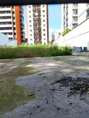 Terreno Residencial À Venda, Vila Caminho Do Mar, São Bernardo Do Campo. - Te0026