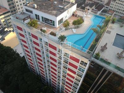 Flat Mobiliado Para Locação Na Lapa, Centro, Rio De Janeiro - Fl0007. - Fl0007