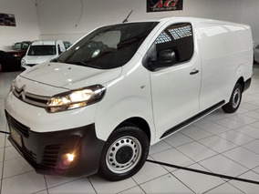 Citroën Jumpy Furgão Pack 2019/2018 Branca 1.6 Tb Die Ar Ud