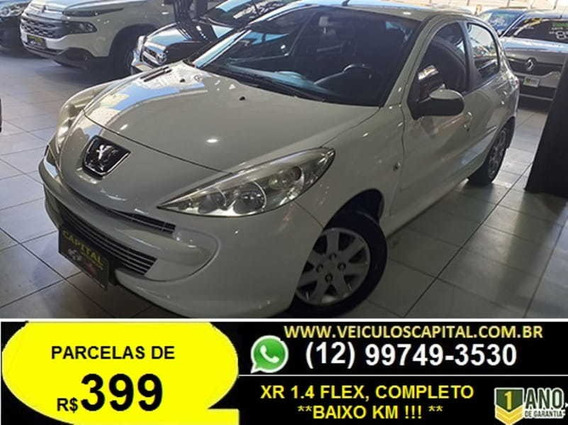 Peugeot 207 Hatch Xr 1.4 8v Flex 4p 2012