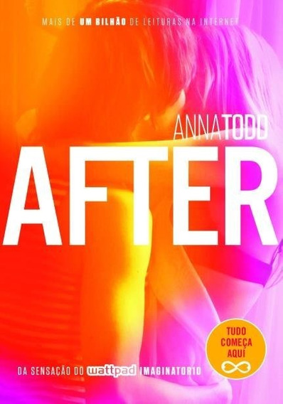 Livro After - Volume 1