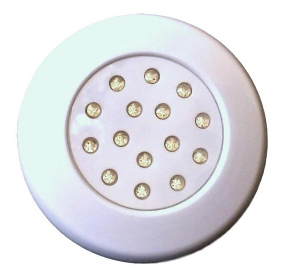 Luminária Refletor Led Piscina 15w Iluminação Luz Rgb 12v