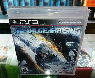 Metal Gear Rising Revengance Para Ps3 Nuevo (hit Games Shop)