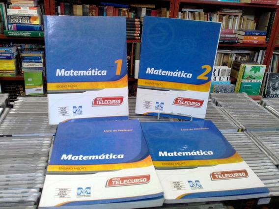 Novo Telecurso Matematica Ensino Medio Completo