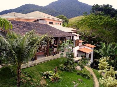 Sitio Residencial Em Rio De Janeiro - Rj, Guaratiba - St00011