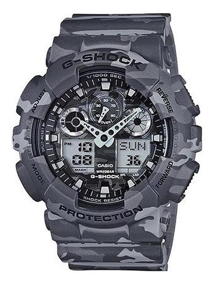 Relógio G-shock Ga-100cm-8adr