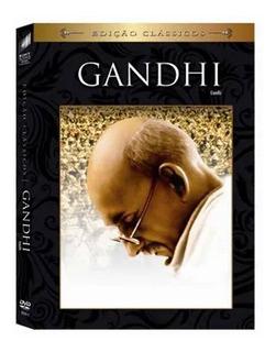 Gandhi - Ediçao Clássicos Dvd (importada) Oferta De Coleccio