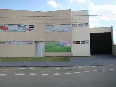 Barracão Industrial Para Alugar : Ref:911055.01 - 911055.01