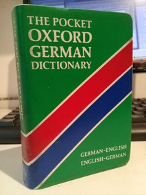 The Pocket Oxford German Dictionary - Ge M.l. Barker / H. H