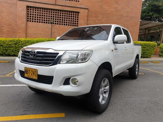 Toyota Hilux 2.5 Diésel 4x2