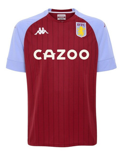 Aston Villa 2021 - Com Numeração De Jogador Ou Sem Numeração
