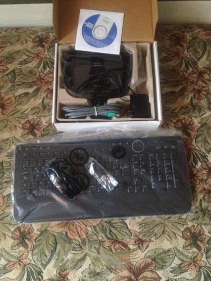 Combo Teclado Mouse Inalambrico Dell Y Router Cisco Wireles