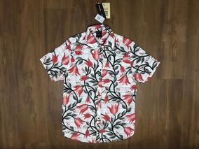 Camisa Botão Mcd ,gangster ,diversas Marcas Top