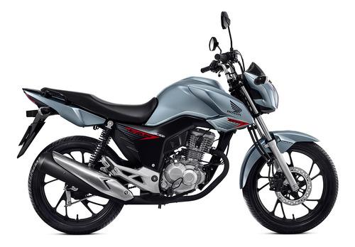 Honda Cg 160 Fan Cbs 2021