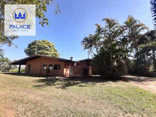 Chácara Com 4 Dormitórios À Venda, 33905 M² Por R$ 1.400.000,00 - Condomínio Três Lagos - Mairinque/sp - Ch0052