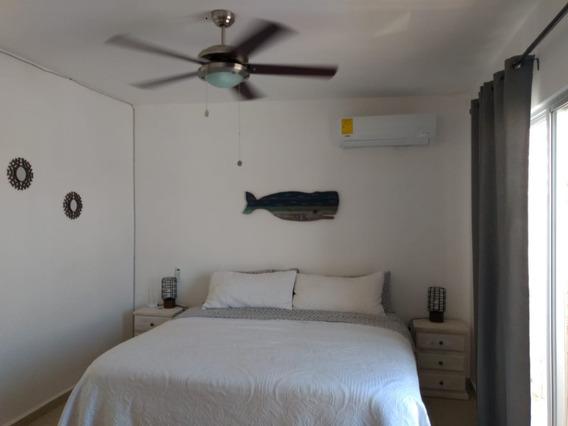 Se Renta Casa En Puerto Morelos Amueblada 4 Recamaras