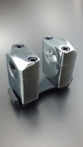 Alongador Adaptador Guidão Fino Para Grosso (22mm P/ 28 Mm)