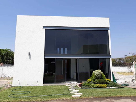 Pre-venta De Casa En Paseo De Los Laureles, Sumiya Jiutepec