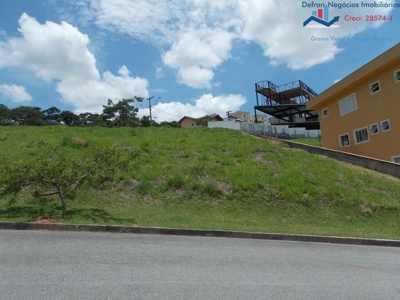 Terreno Residencial À Venda, Reserva Vale Verde, Cotia. - Te0053