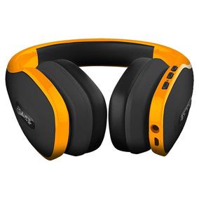 Over Ear Wireless Pulse Bluetooth Amarelo - Ph151