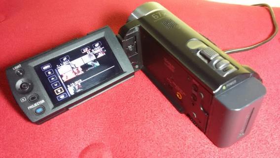 Filmadora Sony Handycam Dcr-pj5 Com Projetor Integrado