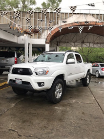 Toyota Tacoma 4p Trd Sport V6/4.0 Aut 4x4 2015
