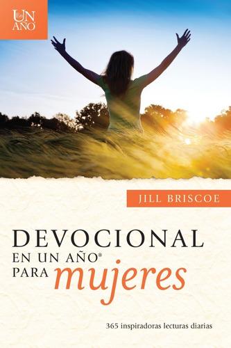 Devocional En Un Año Para Mujeres, Jill Briscoe