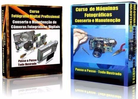 Conserto E Manutenção Em Máquinas Fotográficas Digitais