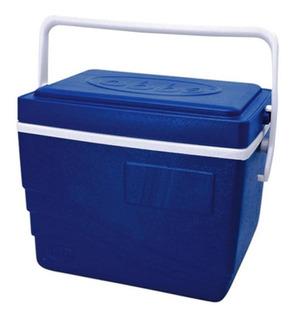Caixa Termica 15litros Azul - 21 Latas - Obba