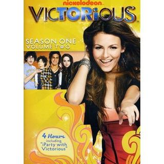Victorioso: Temporada 1, Volumen 2 (dvd)