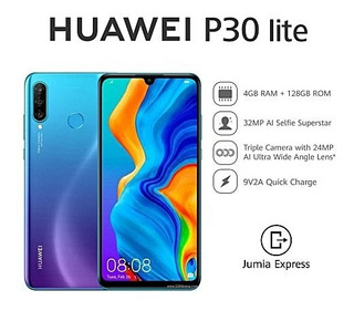 Huawei P30 Lite - 128gb - 4gb - Nuevo Y Sellado